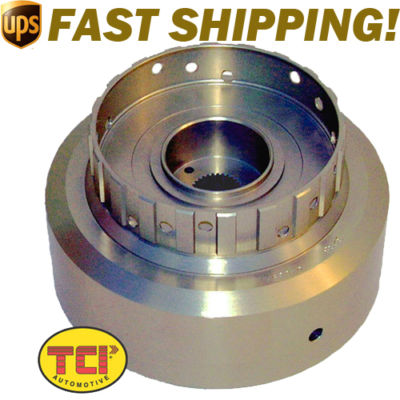 TCI GM TH350 TURBO 350 ALUMINUM HIGH GEAR DRUM #323900