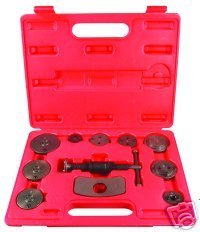 Astro Pneumatic 11 Pc Brake Pad & Caliper Tool Kit 7860