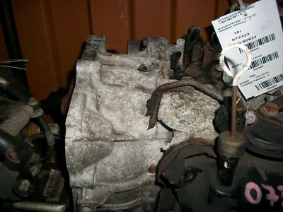 00 GALANT AUTOMATIC TRANSMISSION 2.4L 4 CYL