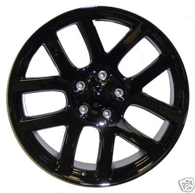20×9″ SRT10 0210 Dodge Ram Wheel Rim & Winter Tires