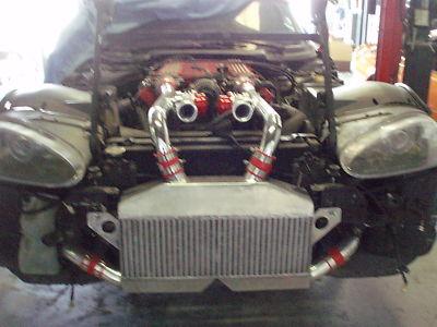 Dodge Viper Twin Turbo Kit Complete