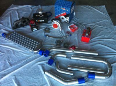 scion tc full emusa turbo kit plus extras