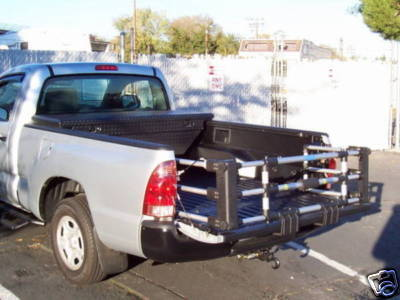 19952004 Toyota Tacoma Tailgate Truck Bed Extender