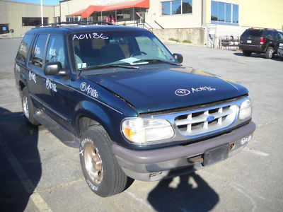 97 FORD EXPLORER ENGINE 4.0L OHV VIN X 8TH DIGIT