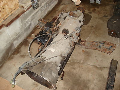 Toyota 1987 Automatic Transmission & Transfer case