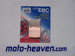 EBC FA161HH Rear Brake Pads ZXR750 ZX750 Ninja ZX7R ZX7