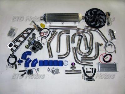 Turbo Kit 9298 BMW E36 T3 Intercooler 323 325