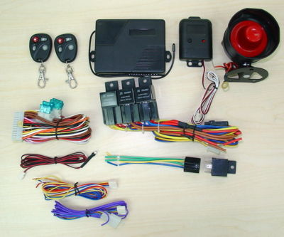 Isuzu Vehicross Trooper ALARM REMOTE ENTRY ENGINE START