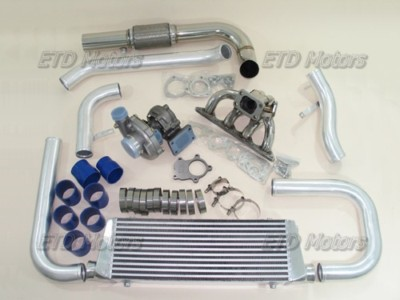 8900 Civic Integra D15 D16 T3 T04E  Turbo Kit