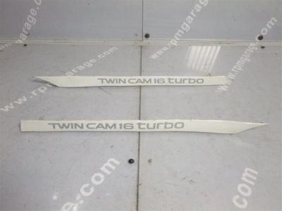 JDM 9199 SW20 MR2 Turbo Twin Cam Turbo Side Molding