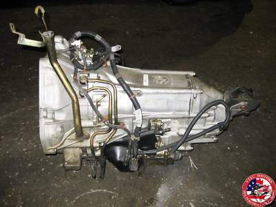 Transmission 4Speed Automatic Acura RL 3.5L V6   9604