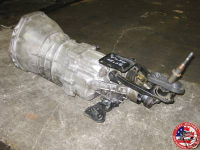 Transmission 5Speed Manual Nissan 300ZX 9096 NonTurbo