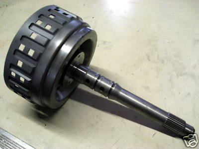 Auto Matic Racing Tran on Automatic Transmission Zf5hp24 Forward A Clutch Drum