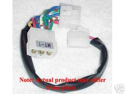 GREDDY TURBO TIMER HARNESS ECLIPSE TALON 2G DSM 9599