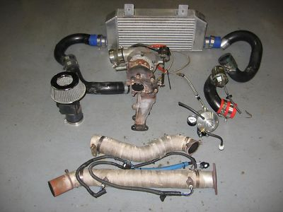 Mazda Miata mx5 turbo kit