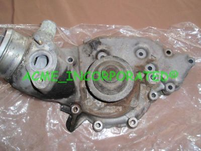 Porsche 944 Turbo 951 Water Pump Early core 2.5L