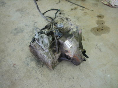 0001 Focus automatic transmission 2000 2001 SOHC