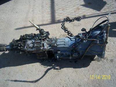 1994 Mitsubishi Montero 3.0 automatic 4×4 transmission