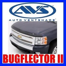 25035 AVS Bug Hood Shield Chevy Silverado 20072010
