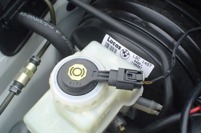 BMW BRAKE MASTER BOOSTER 740 E38 LUCAS LSC 145T