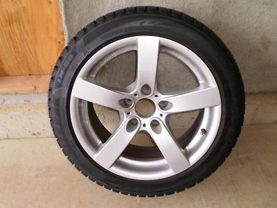 BMW E39 Bridgestone LM60 winter tires 235/45/17 MINT
