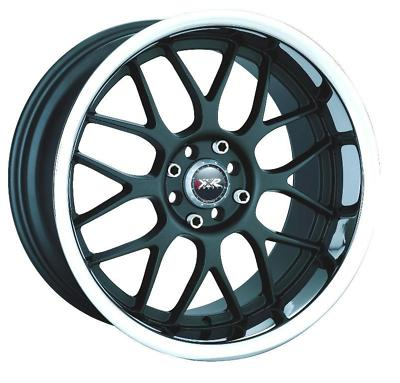 18 XXR WHEELS 006 RIM 4 LUG CIVIC INTEGRA MIATA MINI XB