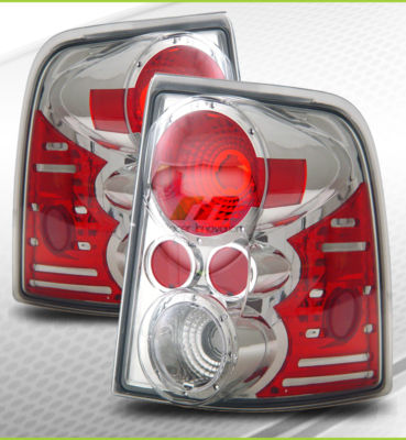 0205 Ford Explorer 4DR Altezza Tail Lights Brake Lamps