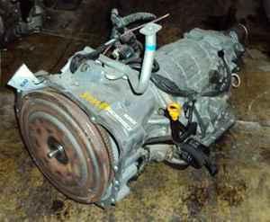 03 Subaru Forester Automatic Transmission 38K OEM LKQ