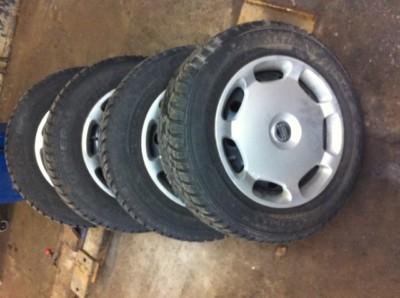 General Altimax Artic Winter tires, Volvo