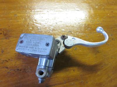 92 Suzuki VX800 Front Brake Master Cylinder Assembly