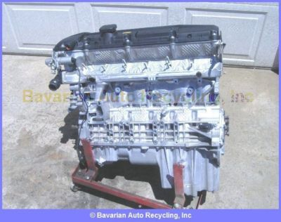 BMW 528i 4DR E39 ENGINE  ASSEMBLY Long Block parts