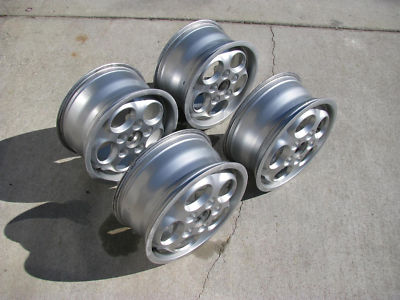 PORSCHE parts 7×16″ 8×16″ Phone Dial Wheels 944 Turbo
