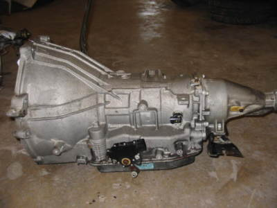 9495 Ford Mustang AODE Automatic Transmission AOD E