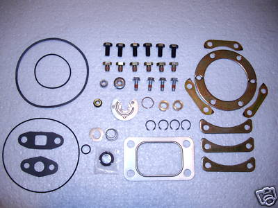 GART T3 TURBO MAJOR/MASTER TURBOCHARGER REBUILD KIT