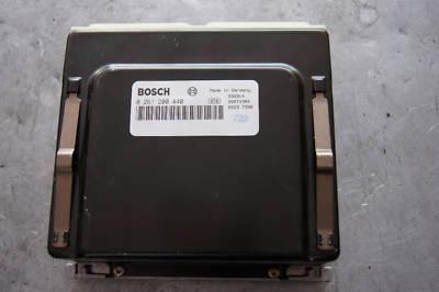 94 95 MERCEDES S320 ENGINE COMPUTER 0155457432 W140 OEM