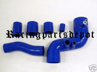 OBX Intercooler Hose Hoses Kit Toyota MR2 Turbo SW20 BL