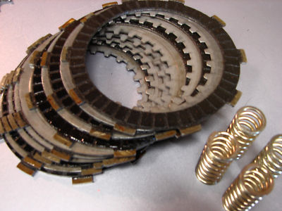 8891 HONDA HAWK NT 650 nt650 CLUTCH FRICTION PLATES