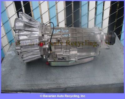 BMW 325e 2DR E30 TRANSMISSION  ASSEMBLY Automatic