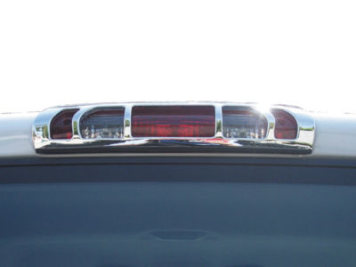 20022008 DODGE RAM TFP CHROME 3RD BRAKE LIGHT COVER