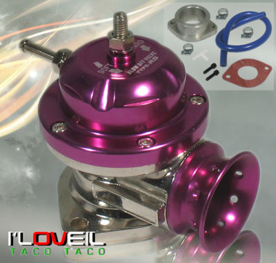 TURBO TYPERS BOV BLOW OFF VALVE 240SX SENTRA CIVIC CRX