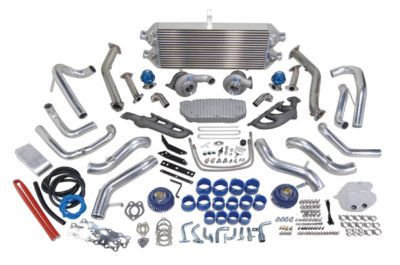 Greddy 11510539 Turbo Kit 9397 Toyota Supra Twin Turbo