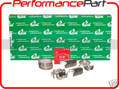 ReRing Gaskets Bearings Mitsubishi Turbo 2.0L 4G63/T