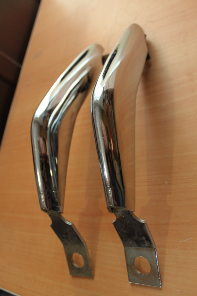 1968 69 70 Dodge Charger B Body Bumper guards OEM