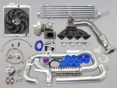 19962000 CIVIC SI B16/B18B/B18/B16A T3/T4 TURBO KIT 98
