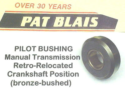 MOPAR Manual Transmission ro/Relocated Pilot BUSHING