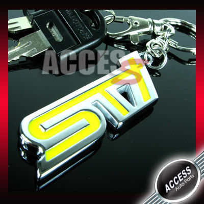 KEY RING HOLDER SUBARU WRX STI GDB GC8 IMPREZA TURBO YE