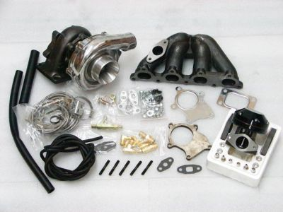 CIVIC D SERIE sohc crx eg ek d15 d16 t3t4 turbo kit