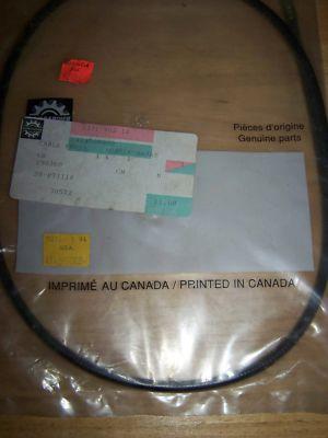 Ski Doo Genuine OEM 503 F/C Brake Cable 414509000