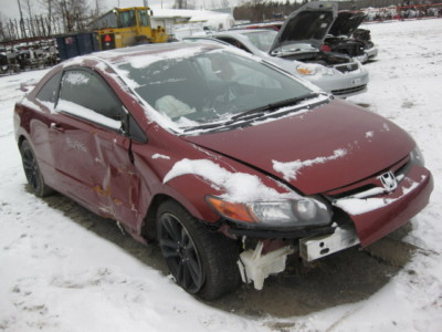 06 HONDA CIVIC MANUAL TRANSMISSION 2.0L