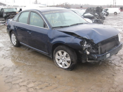 05 06 07 FIVE HUNDRED AUTOMATIC TRANSMISSION 3.0L 6 SPD